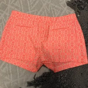 Gap Geometric Print Shorts